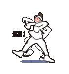 ヒップホップダンスのスタンプ(日本2)(個別スタンプ:26)