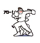 ヒップホップダンスのスタンプ(日本2)(個別スタンプ:27)