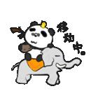 二胡パンダ(個別スタンプ:29)
