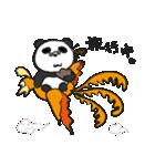 二胡パンダ(個別スタンプ:30)