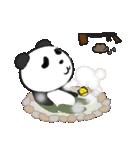 二胡パンダ(個別スタンプ:38)