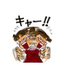 犬マユ単行本購入感謝スタンプ(石塚2祐子)(個別スタンプ:09)