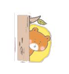 ポムくんとミィルちゃん(個別スタンプ:03)