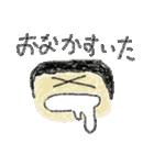 こどもクレヨン家族 恋愛編(個別スタンプ:39)