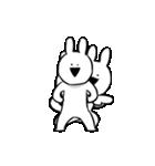 すこぶる動くウサギ2(個別スタンプ:20)