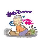 むつ五郎と藁すぼ君 Part II(個別スタンプ:39)