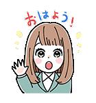 orange ゆるかわスタンプ♪(個別スタンプ:01)