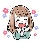 orange ゆるかわスタンプ♪(個別スタンプ:04)