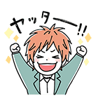 orange ゆるかわスタンプ♪(個別スタンプ:13)
