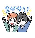 orange ゆるかわスタンプ♪(個別スタンプ:37)