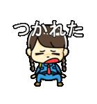 警備員のトモミちゃん(個別スタンプ:16)