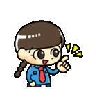 警備員のトモミちゃん(個別スタンプ:19)