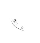 ユルユル バリウムのバルム(個別スタンプ:12)