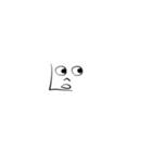 ユルユル バリウムのバルム(個別スタンプ:26)