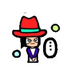 Red-hat4(個別スタンプ:14)