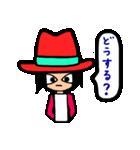 Red-hat4(個別スタンプ:19)