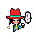 Red-hat4(個別スタンプ:31)