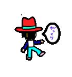 Red-hat4(個別スタンプ:34)