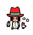 Red-hat4(個別スタンプ:35)