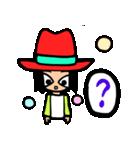 Red-hat4(個別スタンプ:37)