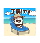 夏だぺん!はんぺんズの夏スタンプ(個別スタンプ:13)