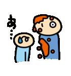 水色タイツman(個別スタンプ:03)