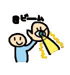 水色タイツman(個別スタンプ:05)