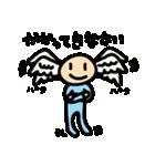 水色タイツman(個別スタンプ:15)