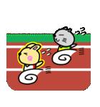 ボブのスポーツ大会(個別スタンプ:09)