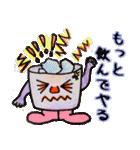 ビン&缶日常会話スタンプ(個別スタンプ:32)