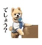 犬の俊介くん(個別スタンプ:36)