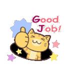 応援する猫、がんばる猫(個別スタンプ:28)
