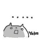 ようこちゃんズ基本セットYoko cute cat(個別スタンプ:26)
