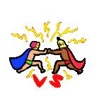 カモノハシマン(個別スタンプ:29)