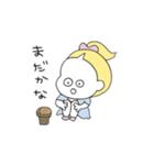 ぽにーてーるのこ02(個別スタンプ:03)