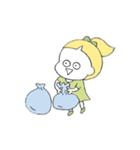 ぽにーてーるのこ02(個別スタンプ:07)
