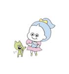 ぽにーてーるのこ02(個別スタンプ:25)