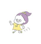ぽにーてーるのこ02(個別スタンプ:26)