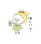 ぽにーてーるのこ02(個別スタンプ:39)
