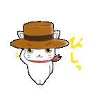 歌うたいの白猫 1(個別スタンプ:05)