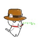 歌うたいの白猫 1(個別スタンプ:11)