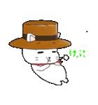 歌うたいの白猫 1(個別スタンプ:19)