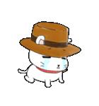 歌うたいの白猫 1(個別スタンプ:22)