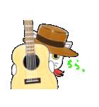 歌うたいの白猫 1(個別スタンプ:23)