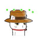 歌うたいの白猫 1(個別スタンプ:29)