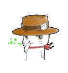 歌うたいの白猫 1(個別スタンプ:30)