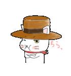 歌うたいの白猫 1(個別スタンプ:32)