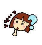 女の子、その2。関西弁よく使う言葉(個別スタンプ:03)