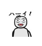 パイプ人間(動くんです!)(個別スタンプ:02)