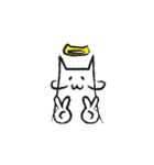 動く!ネコガミサマ(個別スタンプ:05)